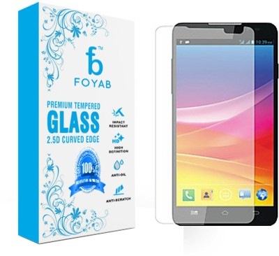 Foyab Tempered Glass Guard for Micromax A310 Canvas Nitro