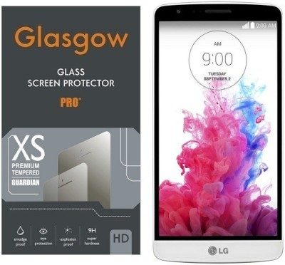 Glasgow Tempered Glass Guard for LG G3 Stylus(Pack of 1)