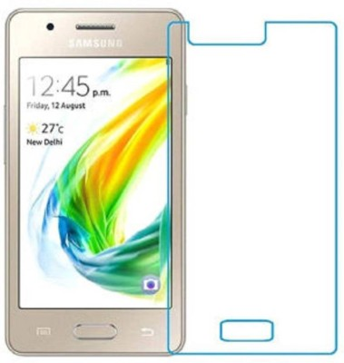 S-Softline Tempered Glass Guard for Samsung Z2(Pack of 1)