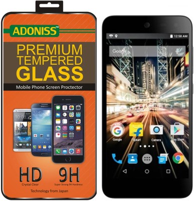 Adoniss Tempered Glass Guard for Micromax Canvas Amaze 2 E457(Pack of 1)