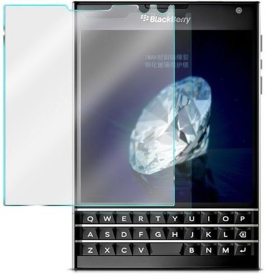 ROBMOB Tempered Glass Guard for Blackberry Passport(Pack of 1)