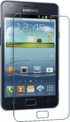 Zeel Enterprise Tempered Glass Guard for Samsung Galaxy S II I9100
