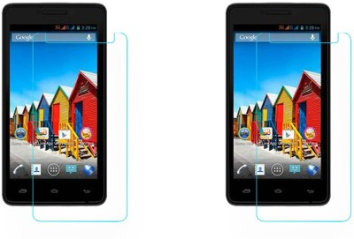 ACM Tempered Glass Guard for Micromax Canvas Fun A76(Pack of 2)