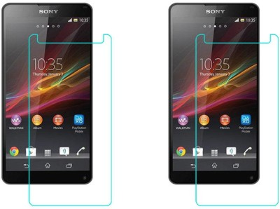ACM Tempered Glass Guard for Sony Xperia Zl(Pack of 2)