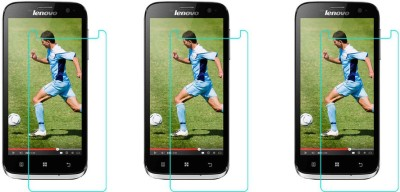 ACM Tempered Glass Guard for Lenovo A859(Pack of 3)