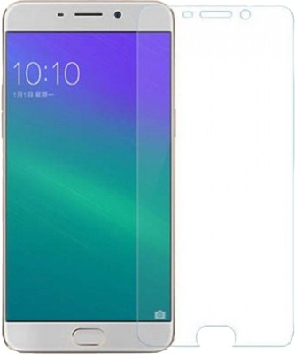 Cellshop Tempered Glass Guard for screen guard for oppo F1plus(Pack of 1)