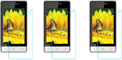 ACM Tempered Glass Guard for Karbonn Smart A6(Pack of 3)