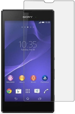 NaturalBuy Tempered Glass Guard for Sony Xperia M2