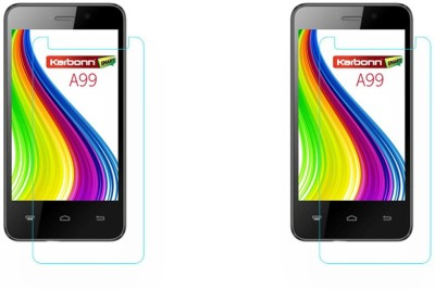 ACM Tempered Glass Guard for Karbonn Smart A99, (Pack of 2)(Pack of 2)