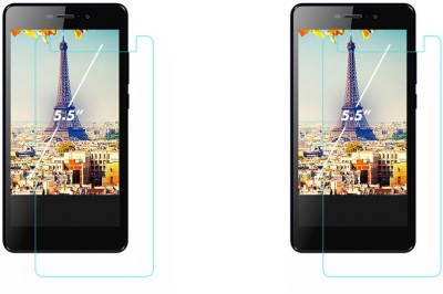 ACM Tempered Glass Guard for Micromax Canvas Mega E353, (Pack of 2)(Pack of 2)