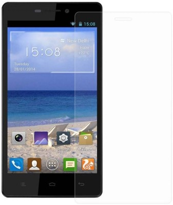 Fortune Mart Tempered Glass Guard for Gionee Pioneer P2S