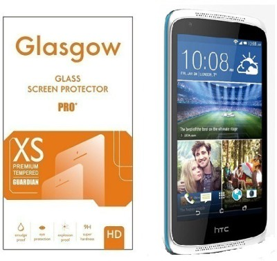 Glasgow Tempered Glass Guard for HTC Desire 526