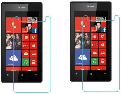 BLACK GORILLA Tempered Glass Guard for Nokia Lumia 525