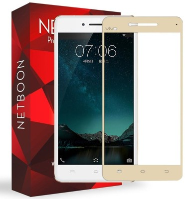 Netboon Tempered Glass Guard for Vivo X6 Plus(Pack of 1)