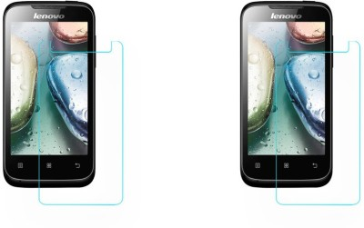 Macron Tempered Glass Guard for Lenovo A269i(Pack of 3)(Pack of 3)
