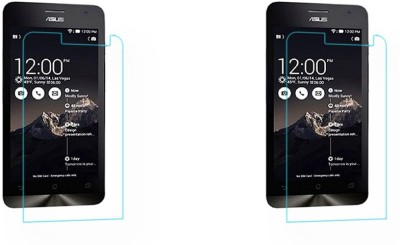"ACM Tempered Glass Guard for Asus Zenfone 4 4.5"" A450cg (Pack Of 2)(Pack of 2)"