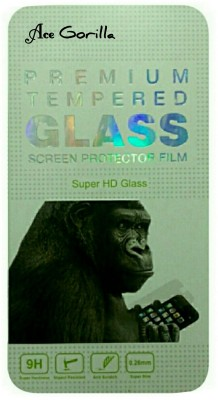 ACE GORILLA Tempered Glass Guard for Micromax Canvas 2 A110(Pack of 1)