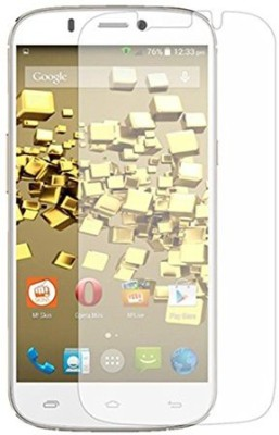 Lively Tempered Glass Guard for Micromax Canvas Turbo Mini A200(Pack of 1)