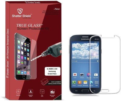 "Shatter Shield Tempered Glass Guard for Samsung Galaxy Grand Neo (5.01"" Inch Display)(Pack of 1)"