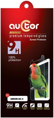 AUCTOR Tempered Glass Guard for SAMSUNG GALAXY J1 ACE