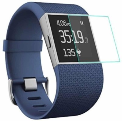 iZAP Tempered Glass Guard for Fitbit Surge Smartwatch(Pack of 1)