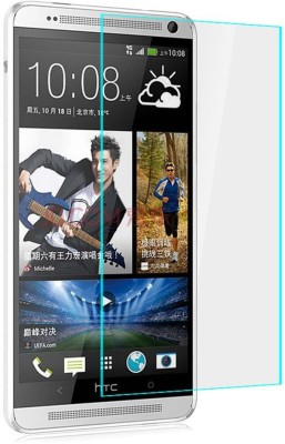 Heartly Tempered Glass Guard for HTC One Max T6 8088(Pack of 1)