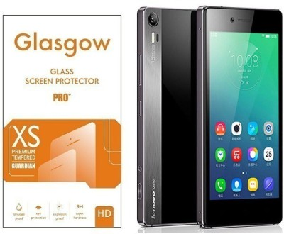 Glasgow Tempered Glass Guard for Lenovo Vibe Shot Pack of 1 Glasgow Screen Guards