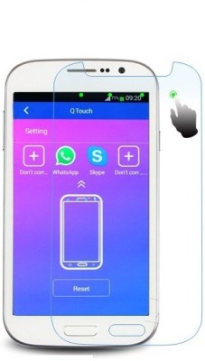 QTouch Tempered Glass Guard for Samsung Galaxy Grand 3  available at flipkart for Rs.199