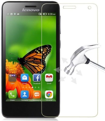 REZAWZ Tempered Glass Guard for Lenovo S660(Pack of 1)