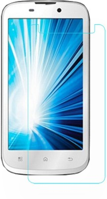 CHAMBU Tempered Glass Guard for Hitech Amaze S800(Pack of 1)