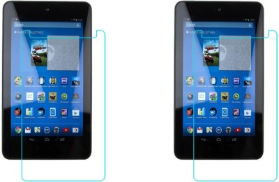 ACM Tempered Glass Guard for Dell Venue 7 3740(Pack of 2)