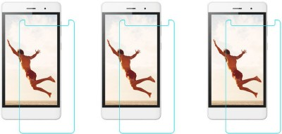 ACM Tempered Glass Guard for Micromax Canvas Spark 4g(Pack of 3)