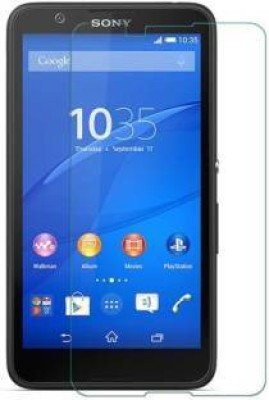 U-Verse Tempered Glass Guard for sony xperia E4g(Pack of 1)
