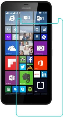 ACM Tempered Glass Guard for Microsoft Lumia 640 Lte(Pack of 3)