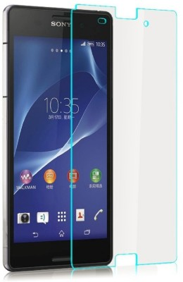Heartly Tempered Glass Guard for Sony Xperia Z3(Pack of 1)
