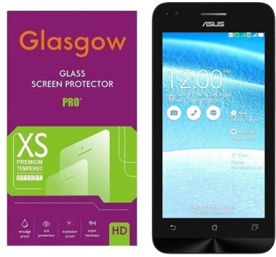 Glasgow Tempered Glass Guard for Asus Zenfone C (4.5 inch Display)