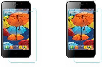 ACM Tempered Glass Guard for Intex Aqua Style Mini(Pack of 2)