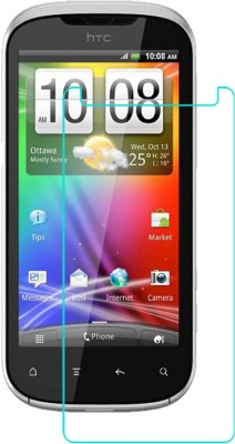RainbowCrafts Tempered Glass Guard for Micromax Canvas Amaze 4G Q491