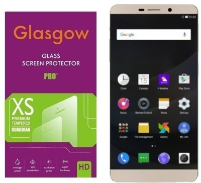 Glasgow Tempered Glass Guard for Letv LeEco Le Max(Pack of 1)