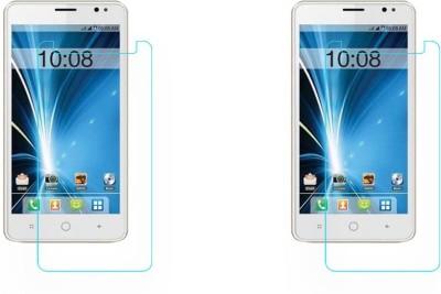 ACM Tempered Glass Guard for Intex Aqua Star L(Pack of 2)