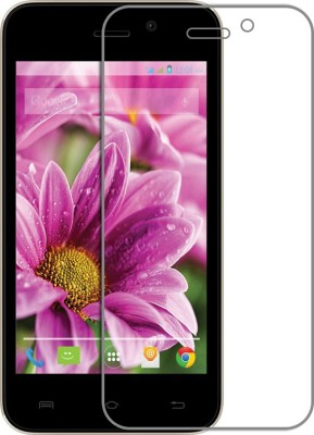 Glass+pro Tempered Glass Guard for Lava X1 Atom(Pack of 1)
