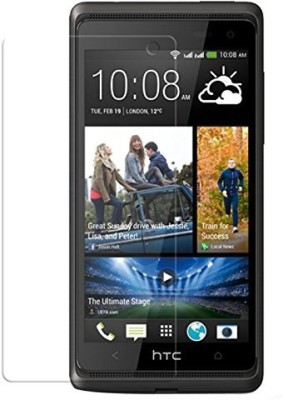 Craftech Tempered Glass Guard for HTC Desire 600c(Pack of 1)