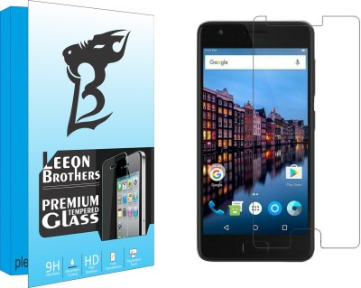 Leeon Brothers Tempered Glass Guard for Lenovo ZUK Z2  available at flipkart for Rs.163
