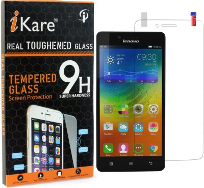 iKare Tempered Glass Guard for Lenovo A7000, Lenovo A7000 Turbo(Pack of 1)