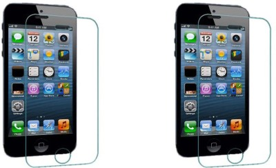 ACM Tempered Glass Guard for Apple Iphone 5 & 5g & 5s (Pack Of 2)(Pack of 2)