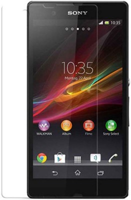 Kavacha Tempered Glass Guard for Sony Xperia L(Pack of 1)