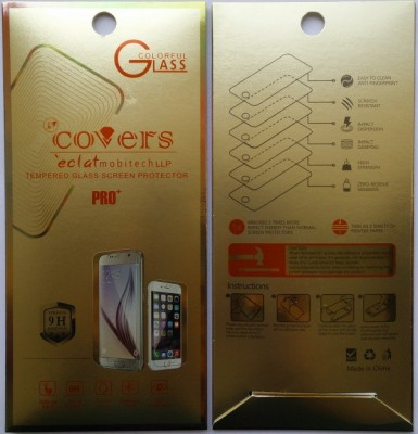 Covers Eclat Mobitech LLP Tempered Glass Guard for HTC ONE M8
