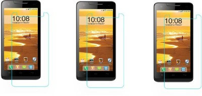 S-Model Tempered Glass Guard for Intex Aqua Amaze(Pack of 1)