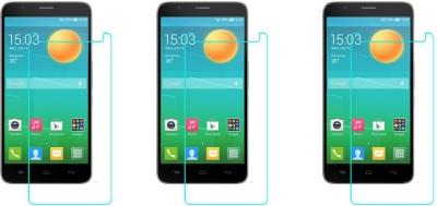 CHAMBU Tempered Glass Guard for Alcatel Onetouch Flash 6042D(Pack of 1)