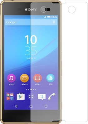 Stuffcool Tempered Glass Guard for Sony Xperia M5(Pack of 1)